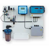Control and regulation system Chlorine, Redox , pH - Kontrol PRC